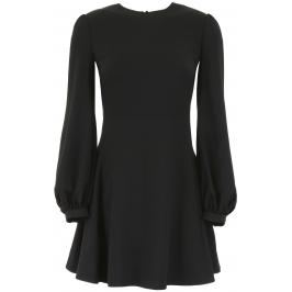 Saint laurent miniabito con cut-out Donna 36 Nero