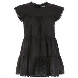 See by chloÉ top in cotone a pois Donna 36 Cotone