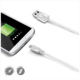 USB DATA CABLE MICROUSB W BIANCO