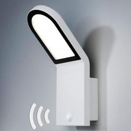 Endura Style Wall - Applique con sensore, bianco Lighting