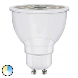 SMART+ GU10 4,5W Tuneable White, 350lm, dimming